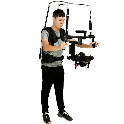 V10 2-8Kg/6-13Kg Like EASYRIG/READYRIG Atlas stabilizer steadicam support vest for DJI Ronin M 3 axis gimbal Zhiyun Freefly