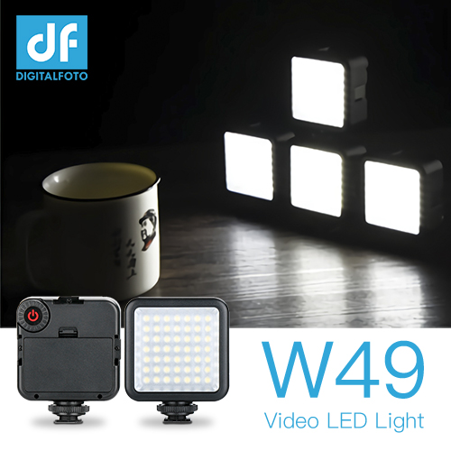 49 LED Video Light