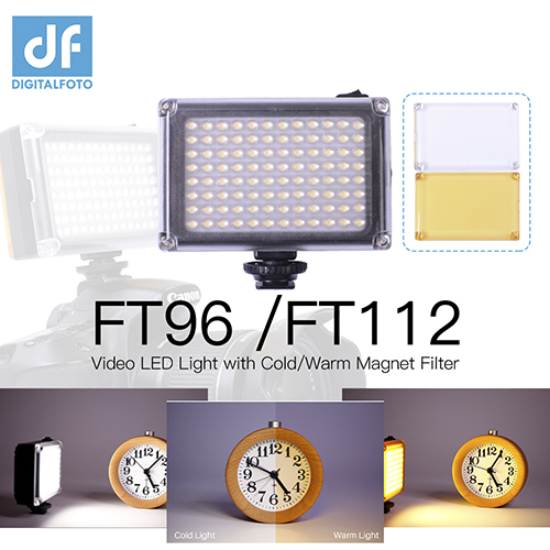 Mini 96/112 LED Light with color filter