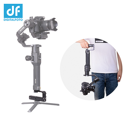 Vision bottom handle accessories for Ronin S Crane 2 MOZA AIR 2 all single handle gimbal mounting monitor microphone LED