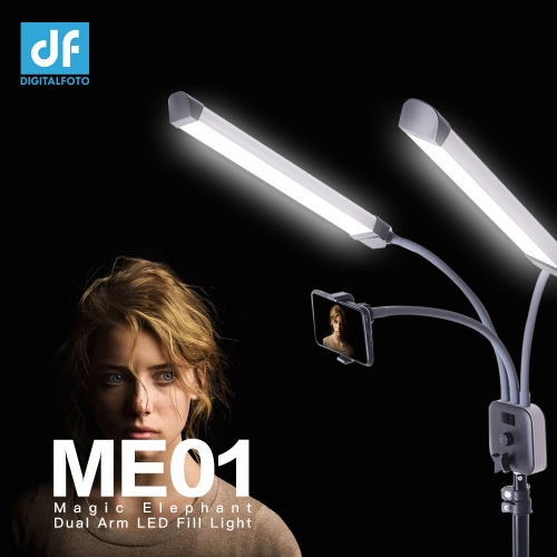 Magic Elephant Dual Arm LED Fill Light